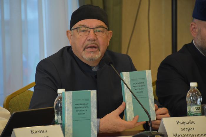 Ректор РИИ и КИУ Рафик Мухаметшин.