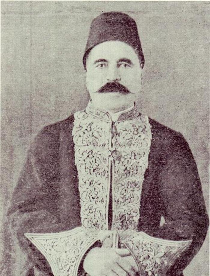Садык бей – первый в истории фотограф хаджа.