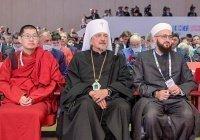 Камиль хазрат Самигуллин принял участие в IX Международном форуме «Россия – спортивная держава»