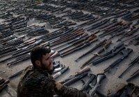 Боевики в Дераа сдали более 300 единиц оружия правительственным силам Сирии