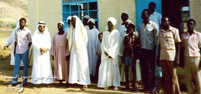 Ас-Сумайт был поражен условиями жизни мусульман Африки (Фото: islamicbridge.com).