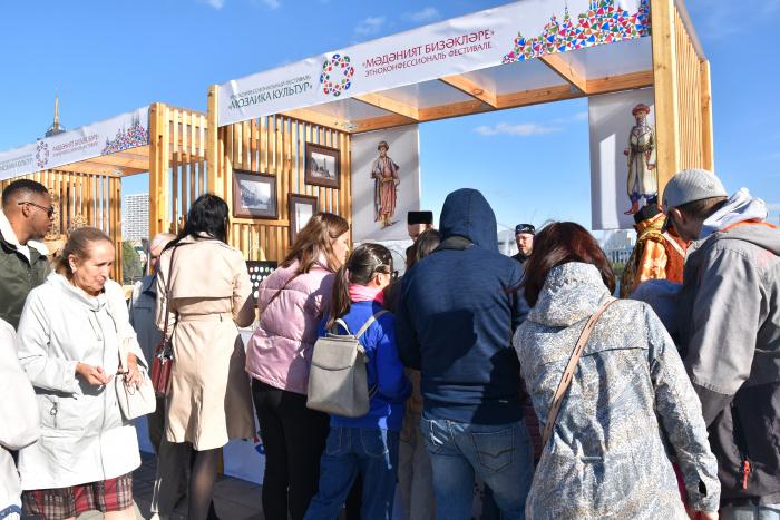 Мозаика культур: этнофестиваль в сердце Старо-Татарской слободы