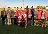 В Альметьевске прошел турнир по мини-футболу среди мусульман