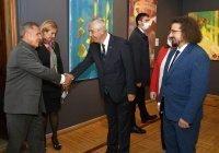 Минниханов посетил выставку исламского искусства (Фото)