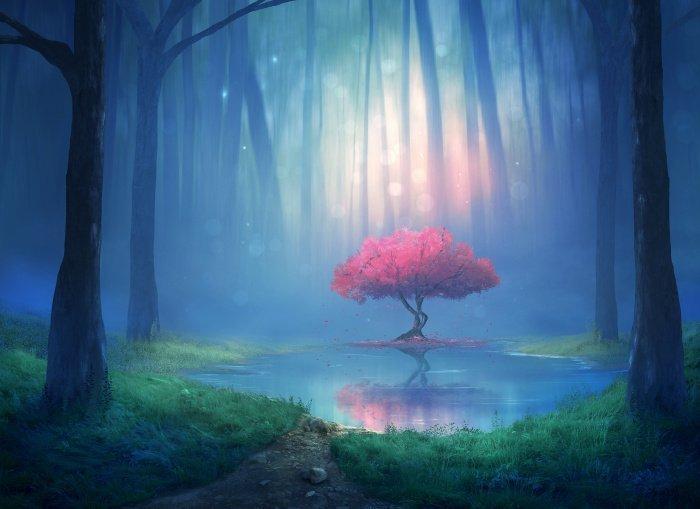 «Господи, приблизь меня к тому дереву...» (Фото: shutterstock.com).