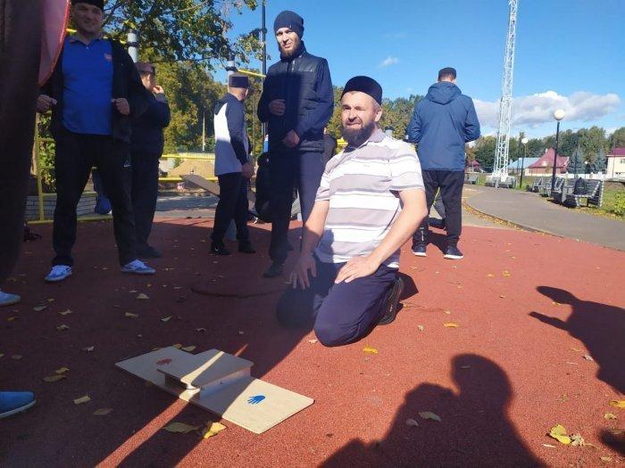Мусульманские лидеры Татарстана сдают нормативы ГТО