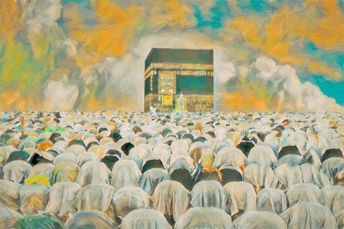 Абу Хурайра (р.а.) не ездил в хадж, пока не умерла его мать.