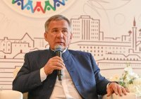 Минниханов: межнациональное согласие – залог успешного развития Татарстана