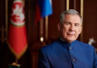 Минниханов обратился к жителям Татарстана