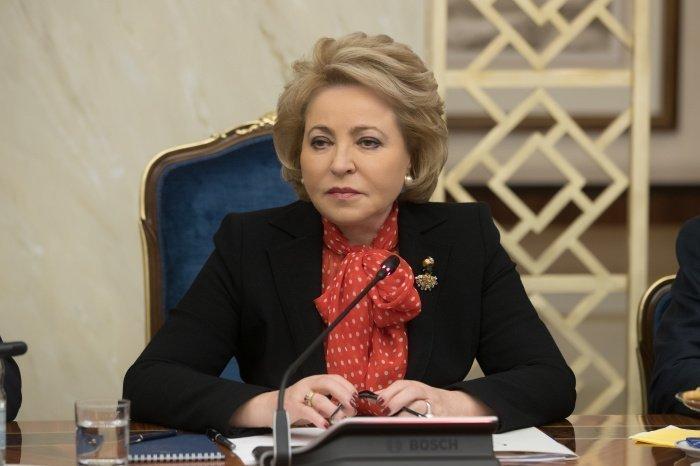 Матвиенко: отношения России и Казахстана можно назвать образцовыми