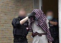 В Германии задержан 16-летний сириец, готовивший теракт в синагоге