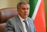 Минниханов выразил соболезнования в связи с трагедией в Перми