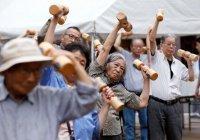 В Японии число пожилых людей побило рекорд