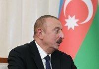 Алиев выразил соболезнования в связи с трагедией в пермском вузе