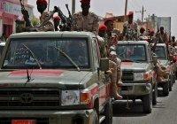 В Судане предотвращена попытка госпереворота