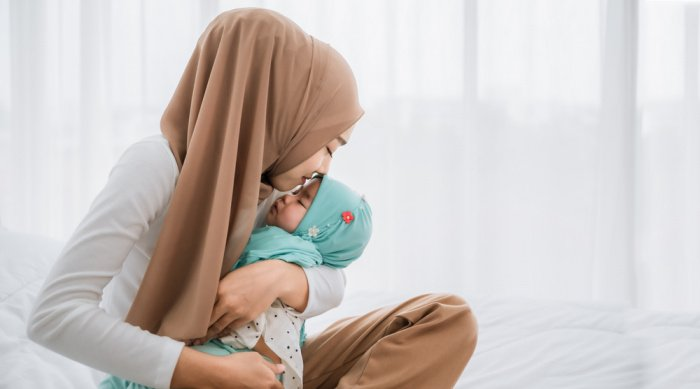 Награду одного хаджа она получает за боль, которую испытала во время родов.