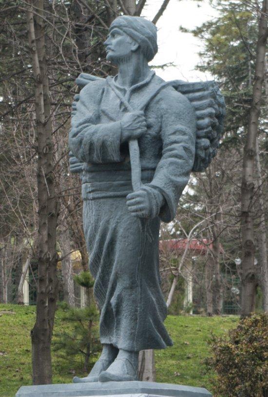 Памятник Юнусу Эмре, Эскишехир. wikipedia.org
