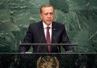 Эрдоган заявил в ООН о непризнании Крыма частью России