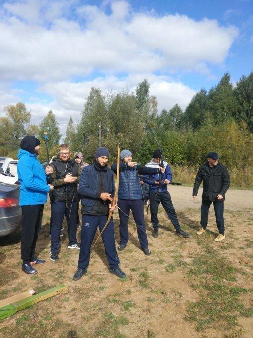 Елабужский мухтасибат провёл соревнования в рамках месячника «Экстремизму – нет!»