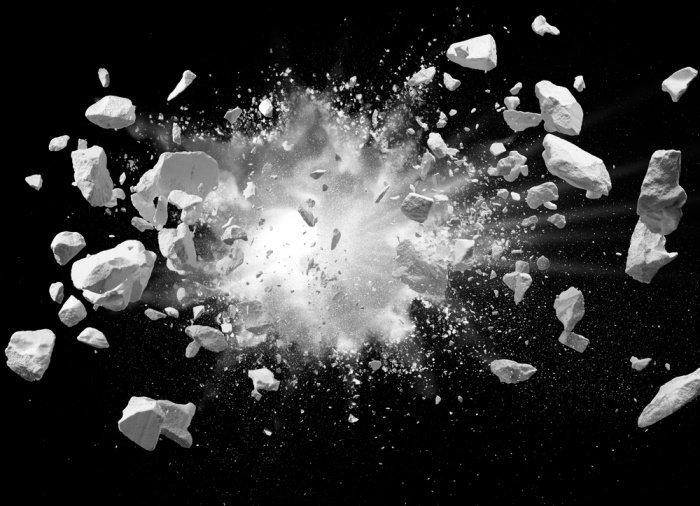 «Это камень, брошенный в Адскую бездну, который семьдесят лет летел вниз...».