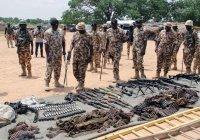 8 тысяч боевиков «Боко харам» сдались властям в Нигерии