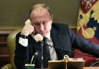 Путин обсудил Афганистан с премьером Италии