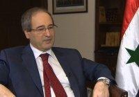 МИД Сирии заявил об ухудшении экономического положения в стране