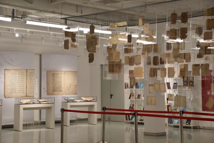 Выставка проходит в Национальной библиотеке Республики Татарстан.