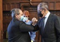 Лавров встретился с главой МИД Сирии на полях Генассамблеи ООН
