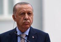 Эрдоган заявил об угрозе для Турции со стороны Сирии