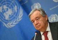 Генсек ООН: мир – на пороге ядерного уничтожения