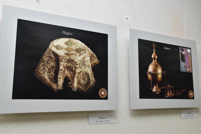 Каждая фотография отражает особенности древних авраамических религий.