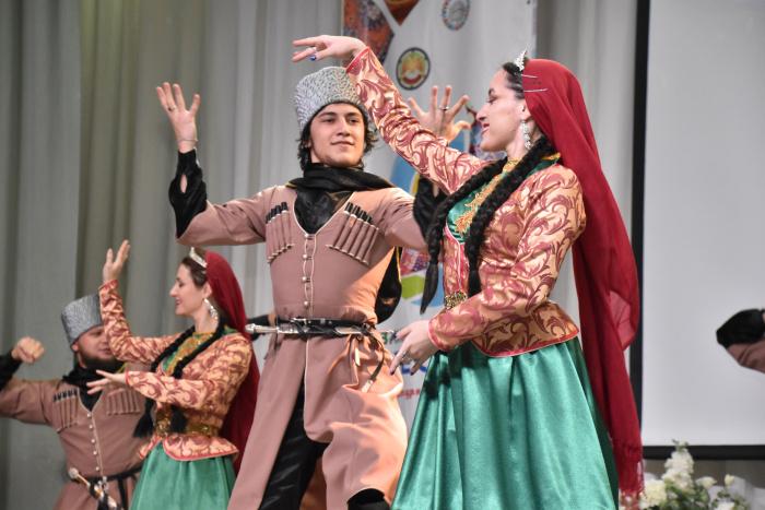 Фестиваль «Мозаика народов Дагестана».