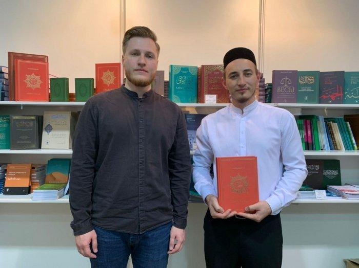 ИД «Хузур» на Московской книжной ярмарке: какие книги хотят читать столичные мусульмане?