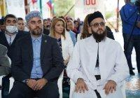 Муфтий принимает участие в Международном межрелигиозном форуме в Дагестане