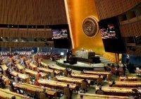 ОАЭ призвали ООН прекратить вмешательства в дела арабского мира