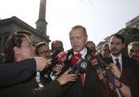 Эрдоган рассказал о сотрудничестве с Россией в космосе