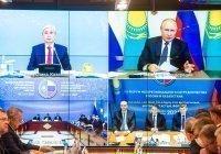 Россия и Казахстан подписали 13 соглашений