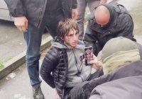 Опубликовано видео задержания террориста в Карачаево-Черкесии