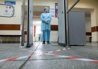 В России – новый рекорд смертности от COVID-19