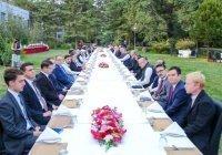 Талибы устроили прием для зарубежных дипломатов в Кабуле