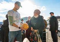Нуждающиеся Татарстана продолжают получать гушр-садаку