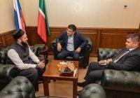 Муфтий РТ встретился с генконсулом Узбекистана в Казани
