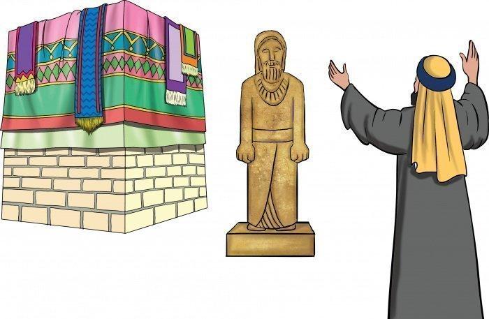 Многобожники спросили у иудея, какая религия лучше – их или Мухаммада (с.а.с.) (Фото: shutterstock.com).