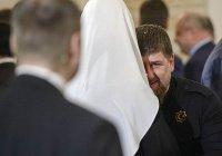 Патриарх Кирилл поблагодарил Кадырова за укрепление межрелигиозного единства