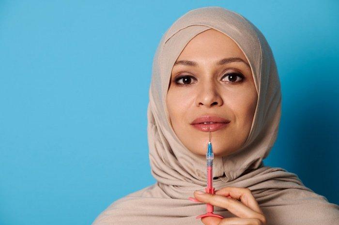 Увеличение губ с точки зрения ислама