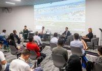 Достижения Казани представили на Всемирной выставке «Экспо-2020» в Дубае