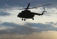 В Тунисе разбился военный вертолет, пилоты погибли
