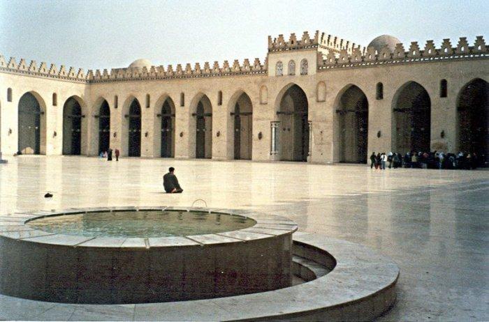 Вторая по величине мечеть эпохи Фатимидов (Фото: today.salamweb.com).