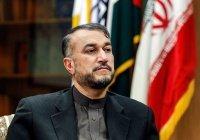 Лавров проведет встречу с новым главой МИД Ирана